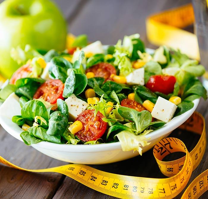 Nutritionniste pour la perte de poids